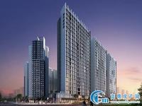 西江新城勤天汇-电梯中楼层三房毛坯-南北对流-格局方正