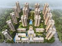 首付20万 万科西江悦 电梯17楼 南向望江单位 带装修 业主包过户出售