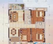 B2户型建筑面积117㎡