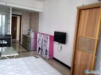 拉菲公馆 大润发附近公寓 精装修电梯1房 家私家电齐全 租金1400 小区管理