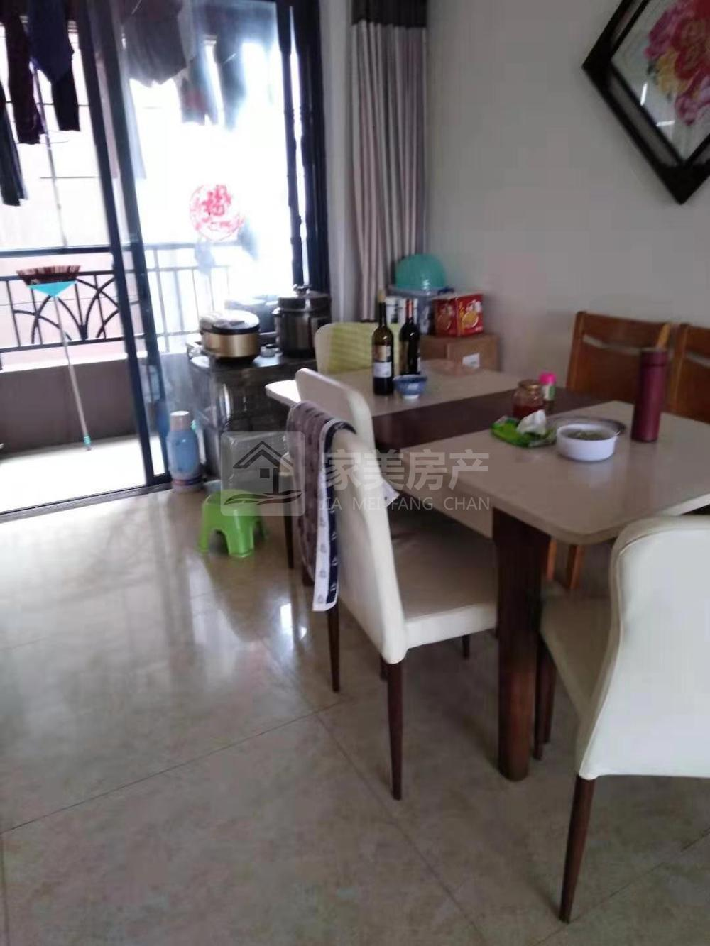 出租美的 西海岸4室2厅2卫126平米2800元/月住宅
