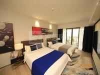 出租美的 鹭湖森林度假区1室1厅1卫53平米1100元/月住宅