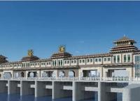 高明这项工程完成后可申报国家水利风景旅游区!