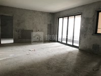 美的西海岸东区笋盘 毛坯124方三房两厅中等楼层 急售122万 随时看房