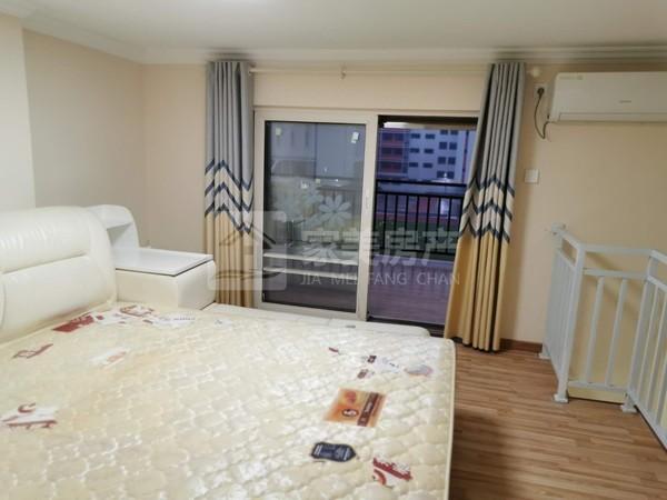 西江新城 丽日明都复式公寓 设施配套齐全 有大露台兼院子 随时睇楼