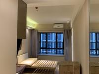 勤天汇公寓 高档装修 1房 格局方正 送全屋家私家电 楼层靓