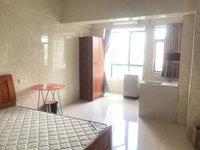 众恒新城小区公寓 有小区管理 精装1房 家私家电齐全 随时看房