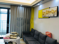 盈峰尚苑 常安食街附近 精装修2房2厅 家私家电齐全 有小区管理 租1600
