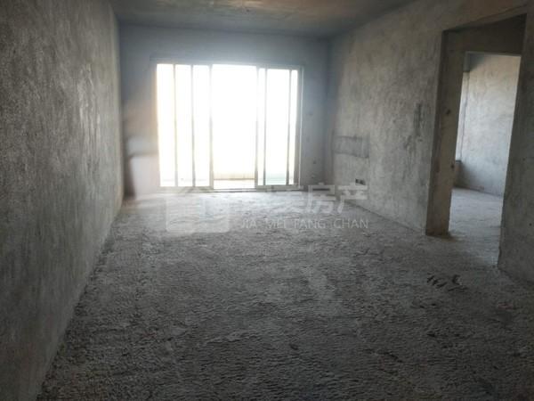 君御海城中楼层 毛坯3房 满2 随时看房 望花园无遮挡