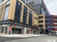 jf美的 东区33平米复式商铺,现在租金4000,随时看房