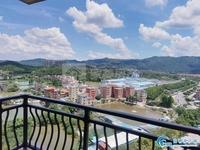 西岸 翡翠湾 精装修4房 家私电齐全 满两年 阳光视野宽阔 仅售101.5万