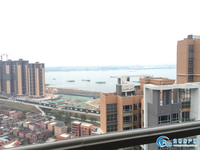 君御海城 高楼层观景一流 阳台看望江 现售单价7字头 业主急售 手慢无
