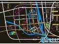 金骏广场交通图