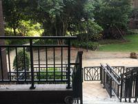 美的西区 仅有的一间带花园107方 复式单位!!