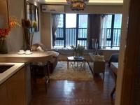 西江新城地铁站旁带产权公寓 精装修 36方 1房1厅 单价仅9000多