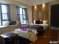 西江新城 地铁站旁 有产权公寓 全新装修 50方 2房2厅 单价9000多