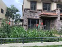 西江新城美的观澜别墅 带两个产权车位 前后120方花园