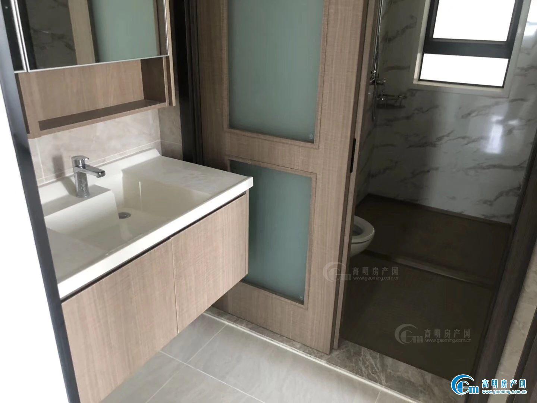 高明西江新城 万科西江悦1500/月 家私家电齐全