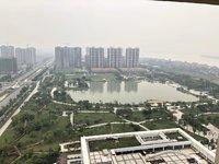 明湖二期,黄金楼层,143方四房,6米大阳台,一口价138万,单价9字头税费低.
