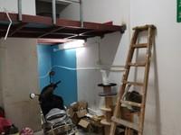 欣荣花园附近1楼 18平米 有夹层 只卖12万 已拉水电