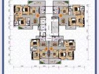 三洲新城高建广场 刚需3房 103.41平米60万住宅 首付低至13.5万