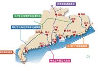 预留六大重要廊道!广东两条磁悬浮高铁构想首度曝光 或将途径佛山
