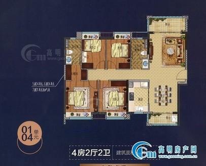 出售保利西山林语4室2厅2卫140平米91万住宅