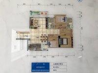 河江电梯毛坯3房、格局方正采光好、面积实用
