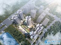 明城云江府 100方实用4房 总价低实用率高 4.4米望江阳台