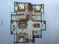 首付20万 力高 君熙府 南北对流双阳台 3室2厅2卫106平米78万住宅