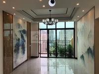 人和云山诗意3室2厅2卫120平米复式豪装带空中花园66万诚意出售