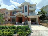 碧桂园二期独幢别墅,带420方花园,全新装修382方6房500万即买即入住