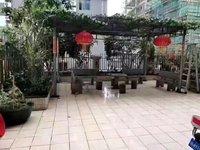 盈信广场商圈-1楼两房带70方花园-装修新净拎包入住-周边配套成熟