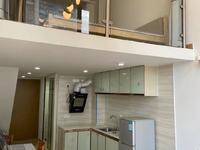 勤天汇复式公寓出租1500元/月