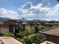 美的 鹭湖森林度假区,绝版户型200方,4层5房,送大露台,大花园,发票价出售
