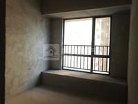 西岸中旅银湾 毛坯3房南向单位 楼层靓采光足 环境舒适 钥匙在手随时约看