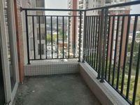 华盈广场商圈 电梯中楼层望花园毛坯3房 单价6字头 钥匙在手