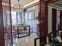 明湖二期 豪华精装四房带7米大阳台保养新净 拎包即可入住 实景拍摄