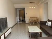 万科 美的 西江悦23楼3房大型小区,租1500拎包入住!
