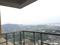 君御海城 中高楼层望江单位 超大3房 单价6字头一方 按揭协商还 景观超靓无遮挡