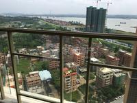 首付25万入住君御海城望江单位 新城大型小区之一 环境优美 4房南北对流