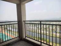 西江新城学 区房-电梯洋房靓楼层三房毛坯-南北对流-阳台风景超靓-自住首选