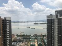 西江新城江景空中别墅,不涉及违建住得放心,够两年过户费低,单价8字头送自用天台