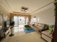 江滨香格里 精装4房 南向阳台 无遮挡 格局方正 随时约