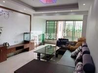 盈信广场旁 喜悦银湾 精装105方三房 南北对流 带80方平台花园 送家私家电