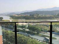 沧江小学旁边,逸翠园,电梯中高层,望沧江河,视野开阔无遮挡