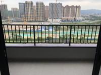 西江新城勤天汇-电梯靓楼层大三房带精装-南北对流阳台无遮挡望河