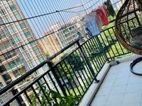 山林水语,单价7字头,161方靓楼层大四房,南向望花园,满2年,拎包入住,随时看