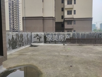 带130方露台!金骏广场毛坯3房 格局方正 使用面积大 业主低价出售 有匙即看房