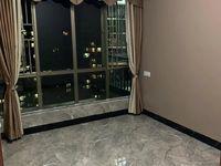 西江新城电梯洋房-高楼层三房有赠送面积-豪装:北欧风格-未入住过-靓
